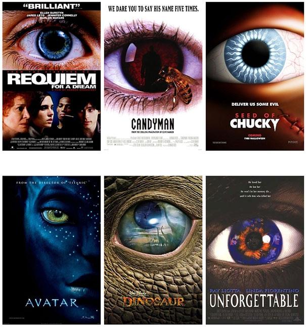 Posters ταινιών: Τα μεγαλύτερα κλισέ (10)