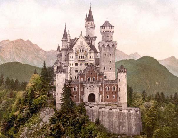 Πραγματικές τοποθεσίες από τις οποίες εμπνεύστηκαν ταινίες της Disney (2)