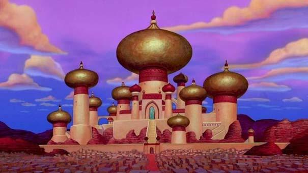 Πραγματικές τοποθεσίες από τις οποίες εμπνεύστηκαν ταινίες της Disney (3)