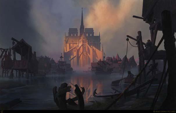 Πραγματικές τοποθεσίες από τις οποίες εμπνεύστηκαν ταινίες της Disney (5)