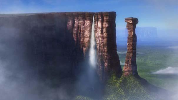 Πραγματικές τοποθεσίες από τις οποίες εμπνεύστηκαν ταινίες της Disney (7)
