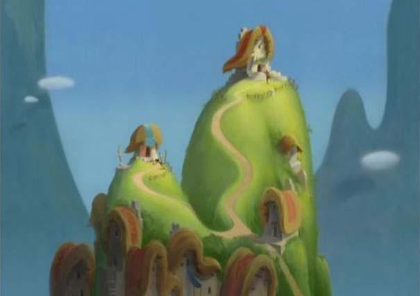 Πραγματικές τοποθεσίες από τις οποίες εμπνεύστηκαν ταινίες της Disney (9)