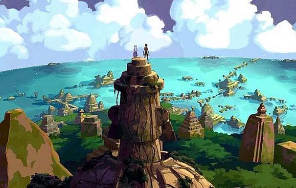 Πραγματικές τοποθεσίες από τις οποίες εμπνεύστηκαν ταινίες της Disney (13)