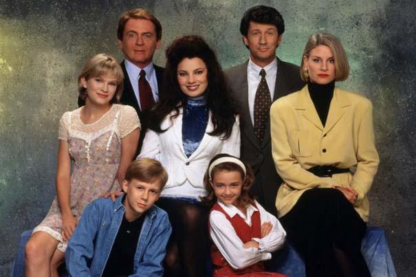 Οι πρωταγωνιστές της σειράς «The Nanny» σήμερα (1)
