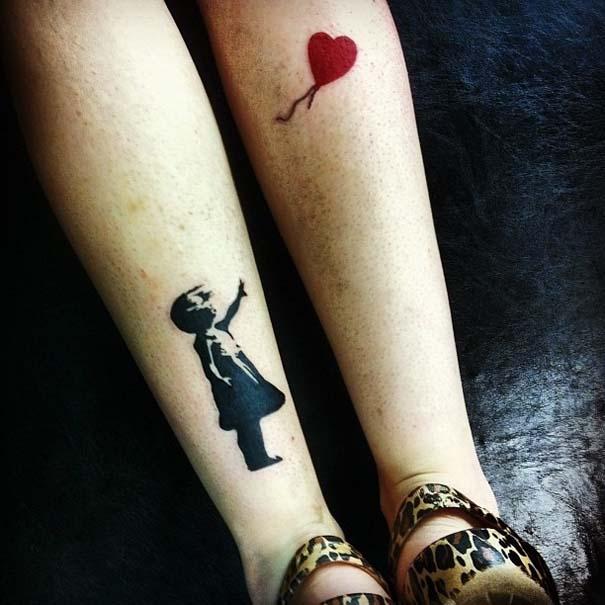 Τατουάζ εμπνευσμένα από διάσημα έργα τέχνης (2)