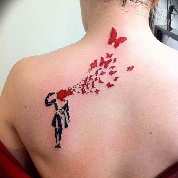 Τατουάζ εμπνευσμένα από διάσημα έργα τέχνης (4)