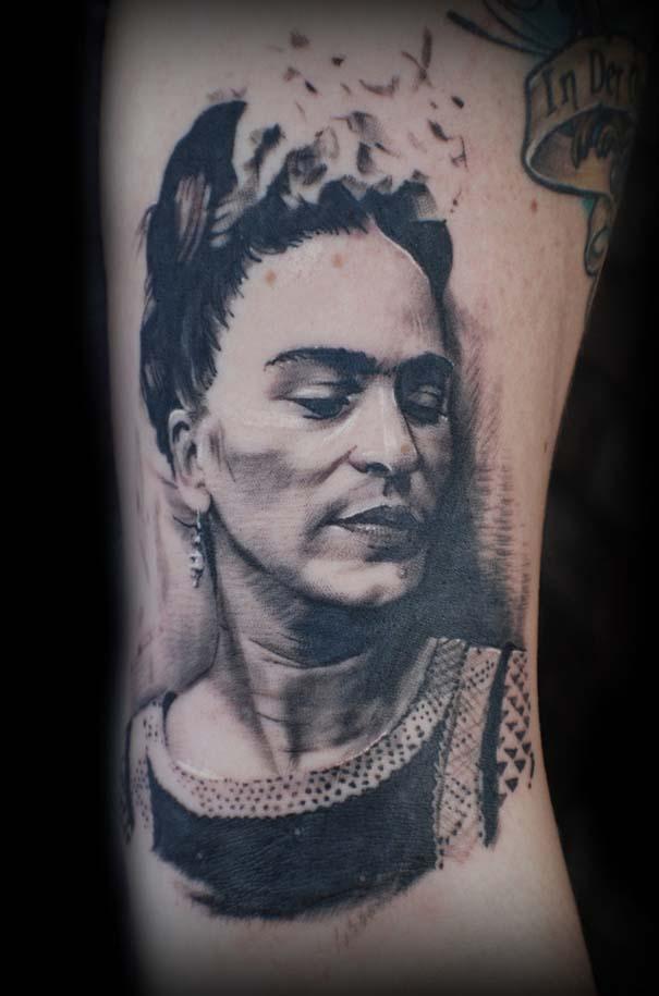 Τατουάζ εμπνευσμένα από διάσημα έργα τέχνης (5)