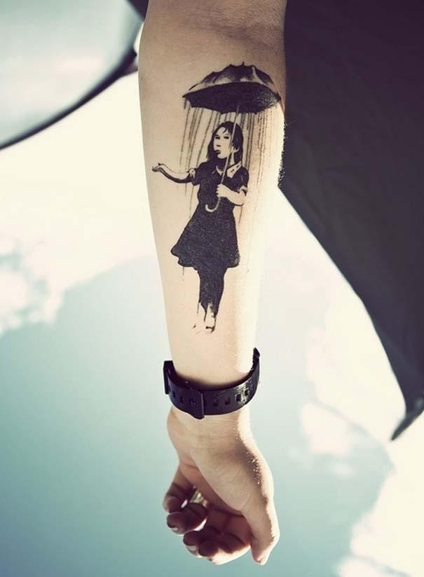 Τατουάζ εμπνευσμένα από διάσημα έργα τέχνης (7)