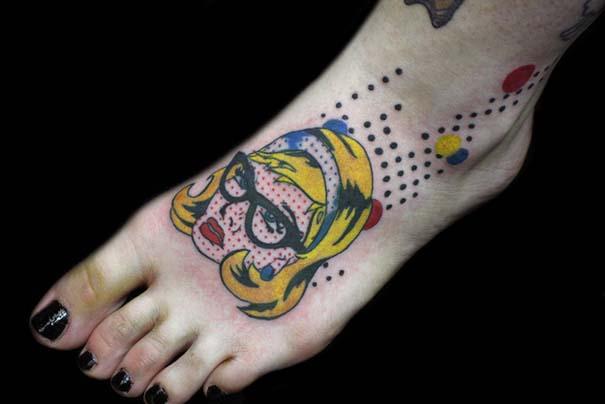 Τατουάζ εμπνευσμένα από διάσημα έργα τέχνης (8)