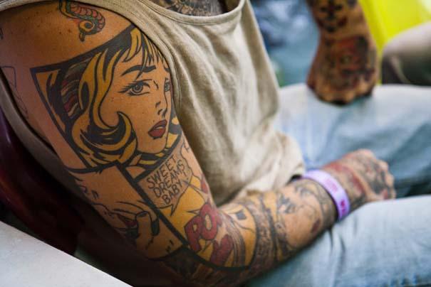 Τατουάζ εμπνευσμένα από διάσημα έργα τέχνης (34)