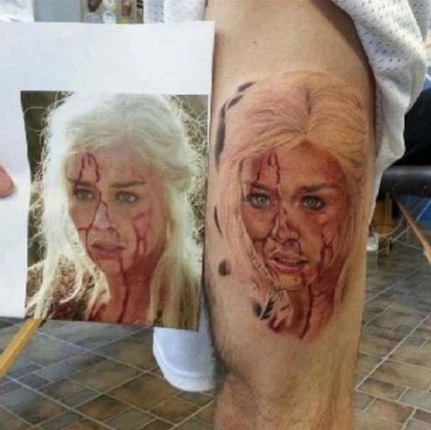 Τατουάζ Game Of Thrones (3)