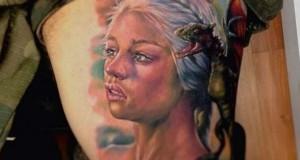 26 τατουάζ με θέμα το Game Of Thrones