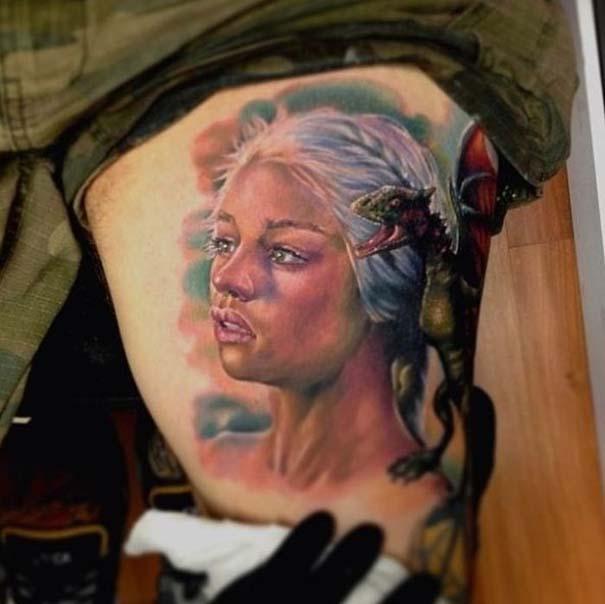 Τατουάζ Game Of Thrones (4)