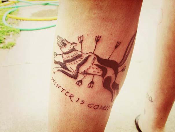 Τατουάζ Game Of Thrones (14)