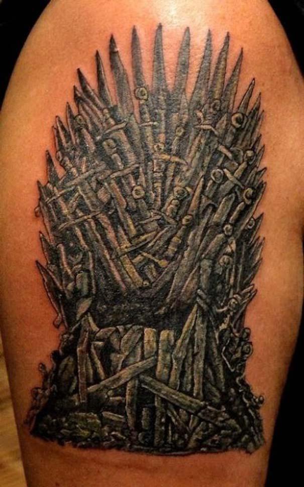 Τατουάζ Game Of Thrones (18)