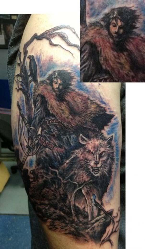 Τατουάζ Game Of Thrones (19)