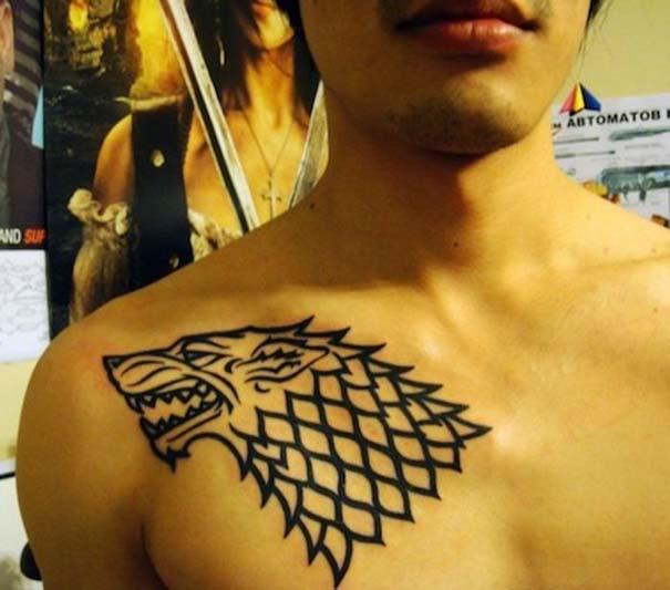 Τατουάζ Game Of Thrones (22)