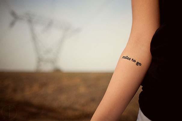Τατουάζ για λάτρεις των ταξιδιών (3)