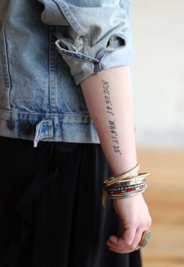 Τατουάζ για λάτρεις των ταξιδιών (7)