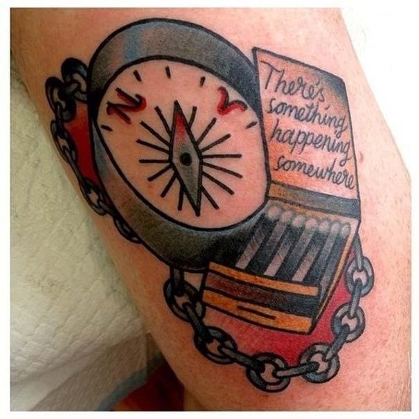Τατουάζ για λάτρεις των ταξιδιών (15)