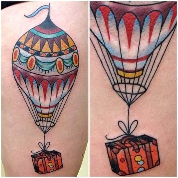Τατουάζ για λάτρεις των ταξιδιών (17)