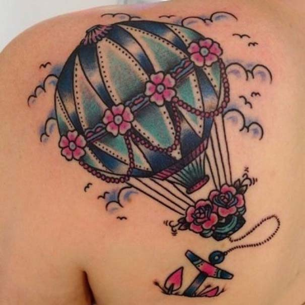 Τατουάζ για λάτρεις των ταξιδιών (22)