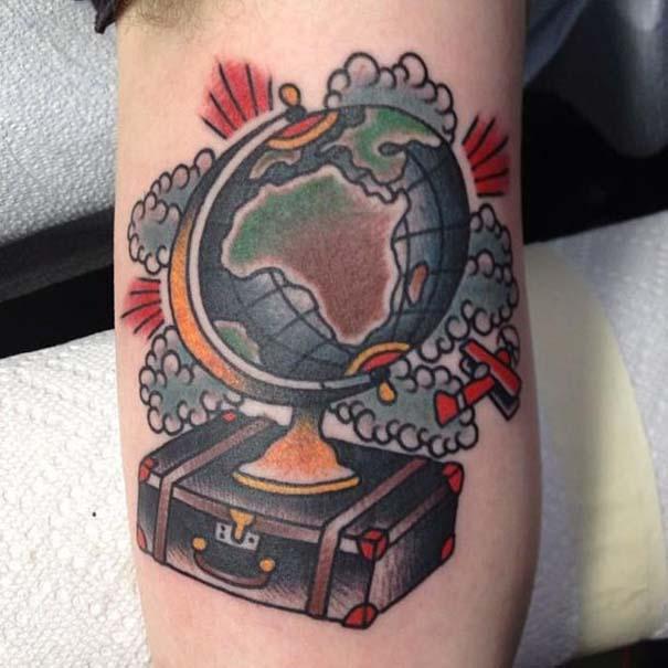 Τατουάζ για λάτρεις των ταξιδιών (23)