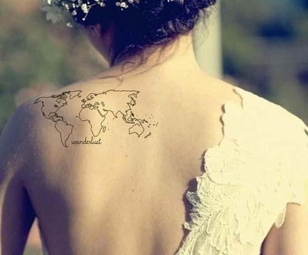 Τατουάζ για λάτρεις των ταξιδιών (24)