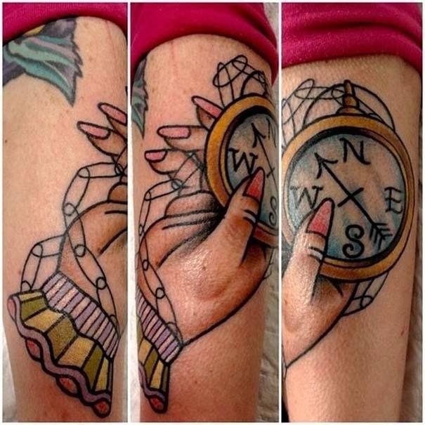 Τατουάζ για λάτρεις των ταξιδιών (28)