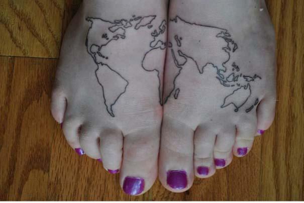 Τατουάζ για λάτρεις των ταξιδιών (34)