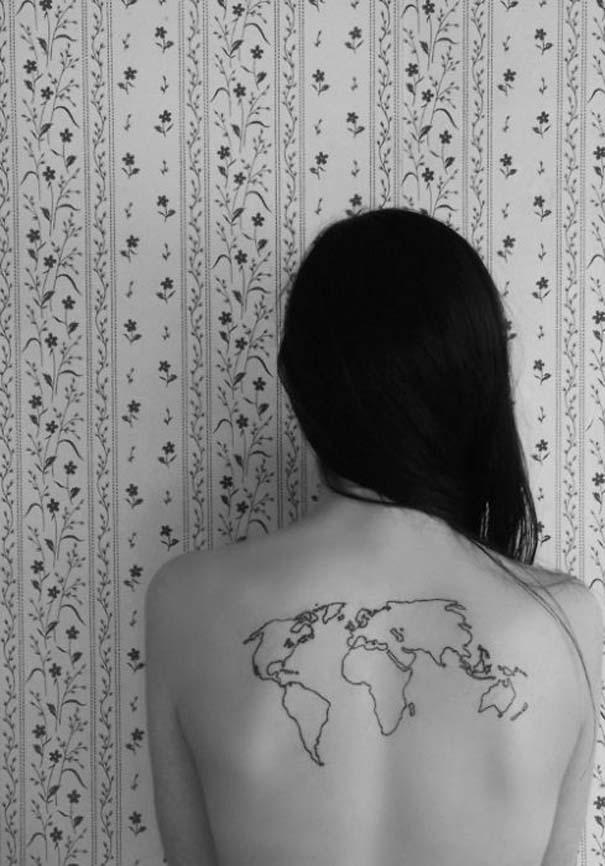 Τατουάζ για λάτρεις των ταξιδιών (35)