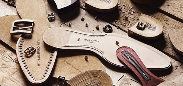 Πως φτιάχνονται τα χειροποίητα παπούτσια Louis Vuitton (1)