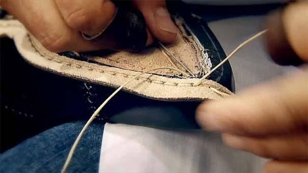 Πως φτιάχνονται τα χειροποίητα παπούτσια Louis Vuitton (2)