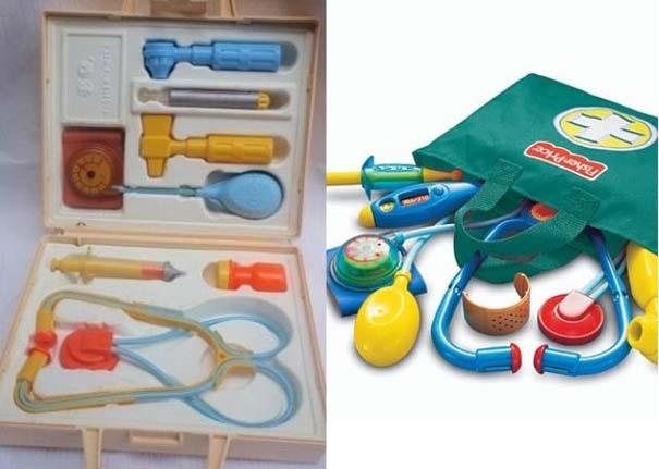 Αγαπημένα παιδικά παιχνίδια τότε και τώρα (1)