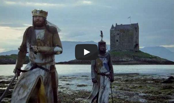 Αν το Monty Python ήταν ένα επικό ιστορικό δράμα