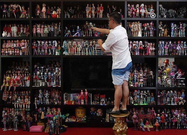 Αυτός ο άνδρας έχει μια πολύ ασυνήθιστη συλλογή (5)