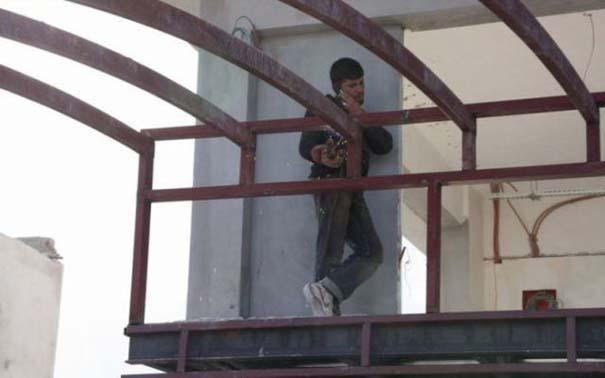 Άνθρωποι σε επικίνδυνες στιγμές τρέλας (5)