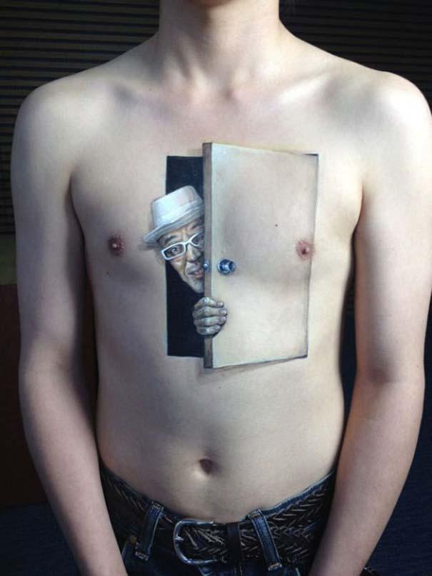 Απίστευτα 3D τατουάζ (3)
