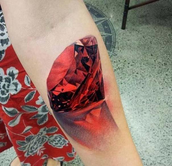 Απίστευτα 3D τατουάζ (6)