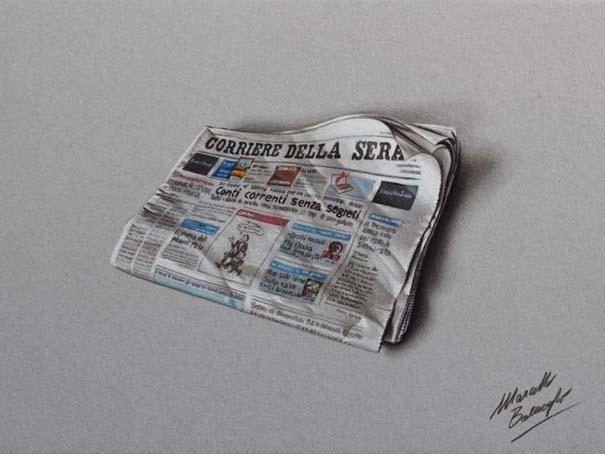 Απίστευτες υπερρεαλιστικές ζωγραφιές καθημερινών αντικειμένων (8)