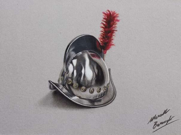 Απίστευτες υπερρεαλιστικές ζωγραφιές καθημερινών αντικειμένων (11)