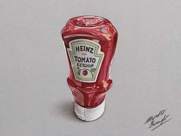 Απίστευτες υπερρεαλιστικές ζωγραφιές καθημερινών αντικειμένων (15)