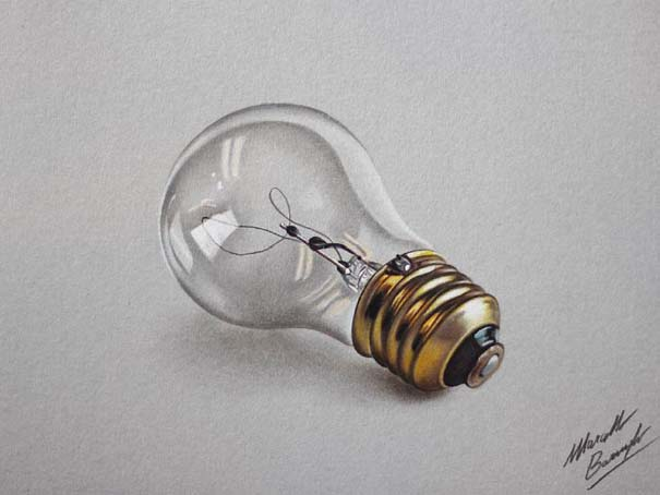 Απίστευτες υπερρεαλιστικές ζωγραφιές καθημερινών αντικειμένων (16)