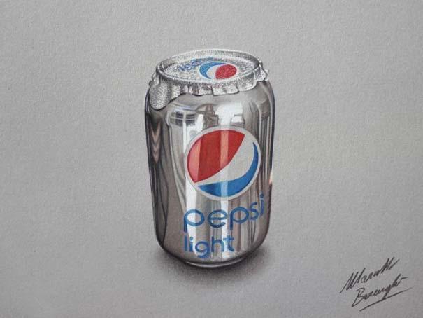 Απίστευτες υπερρεαλιστικές ζωγραφιές καθημερινών αντικειμένων (18)
