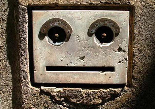 Αστεία πρόσωπα παντού (6)