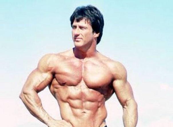 Bodybuilder μετά από 40 χρόνια (1)