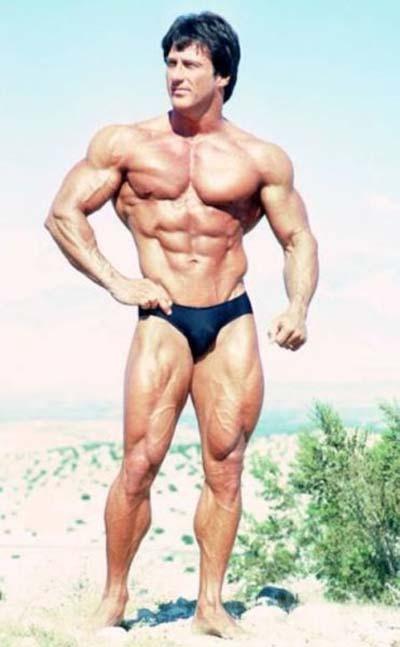 Bodybuilder μετά από 40 χρόνια (2)