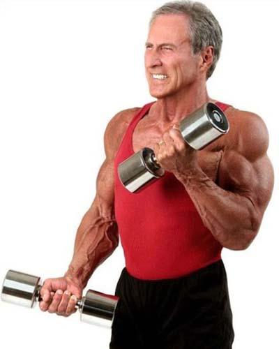 Bodybuilder μετά από 40 χρόνια (6)