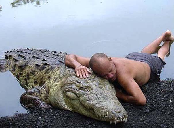 Δεσμοί μεταξύ ανθρώπων και άγριων ζώων (2)