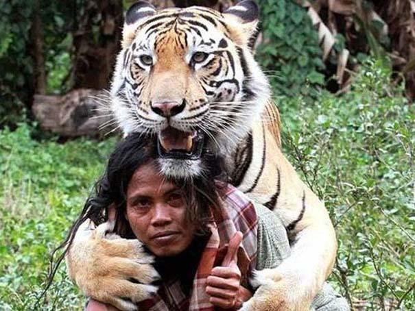 Δεσμοί μεταξύ ανθρώπων και άγριων ζώων (5)